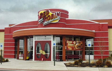 Eat at the All-American Burger Joint Red Robin