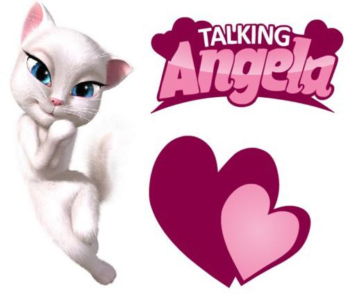 The Pepper Bough : Talking Angela: New App is unsafe ...