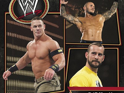 History is Made in the WWE in the Inland Empire