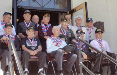 Veterans celebrated at Colton City Museum
