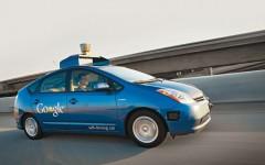 Google's self driving cars no longer just a dream