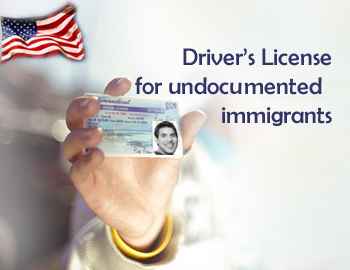 Illegal immigrants soon to be on the road