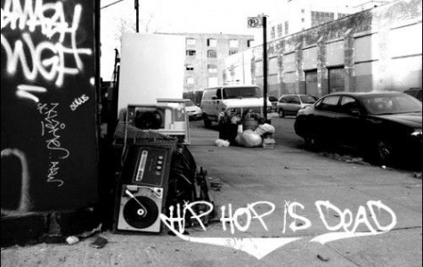 Hip-Hop is dead, says this reporter