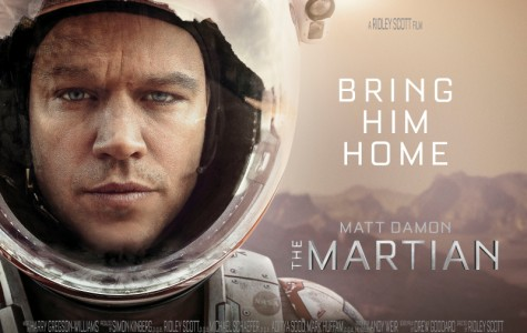The Martian: this year's best film (so far!)