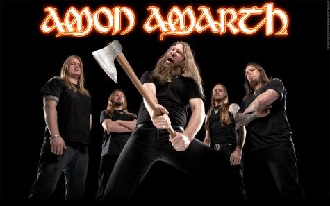 Amon Amarth slams new album down our throats