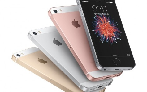 Apple goes small with new iPhone SE