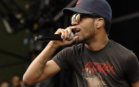 Kid Cudi drops two new albums