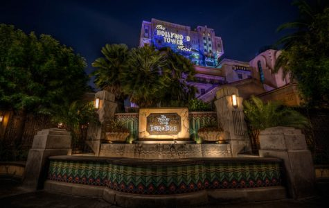 Tower of Terror leaving Disney's California Adventure?