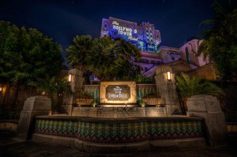 Tower of Terror leaving Disney's California Adventure?