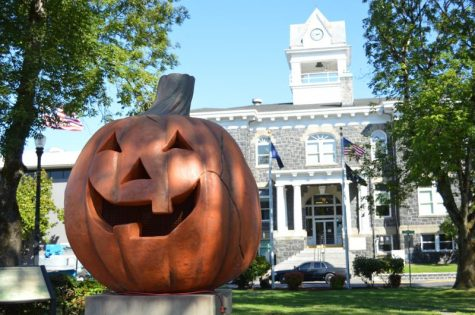 "St. Helens Oregon brings popular disney movie franchise ""HalloweenTown"" to life"