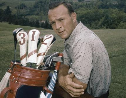 Arnold Palmer, legendary golfer, passes