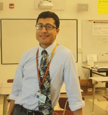 Teacher of the week-Terry Garcia