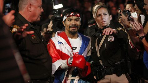 Manny Pacquiao a boxing champion for the ages