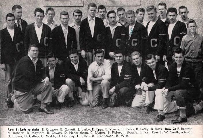 CHS+yearbook+photo+from+1949