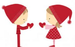 Why are we more affectionate one day a year?