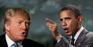 Trump under fire for accusations against Obama