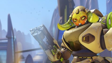Overwatch adds new character this month