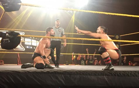 NXT Live Returns to the IE and Steals the Show