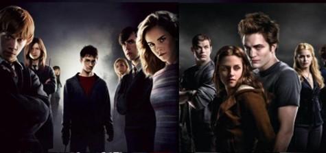 Wizards Meet Vampires