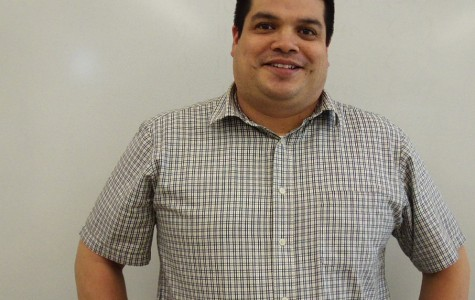 Staff Member of the Month: Robert Montano