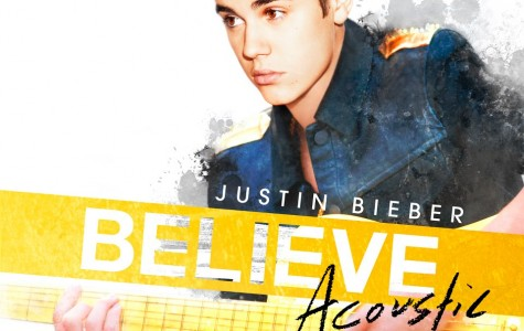 Justin Beiber matures for new acoustic album
