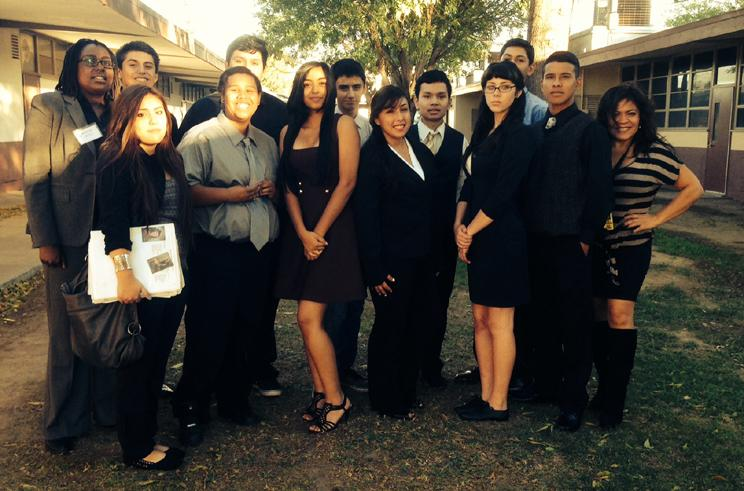 Mock Trial brings home the awards hardware once again – The
