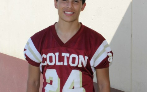 Athlete of the Week; Oct. 1st: Isaac Jaquez