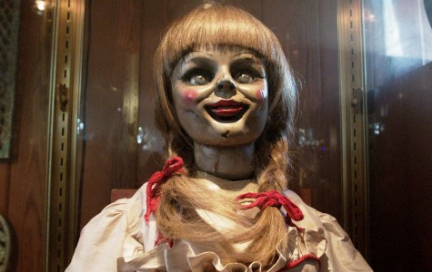 Yikes! Annabelle will give you nightmares!
