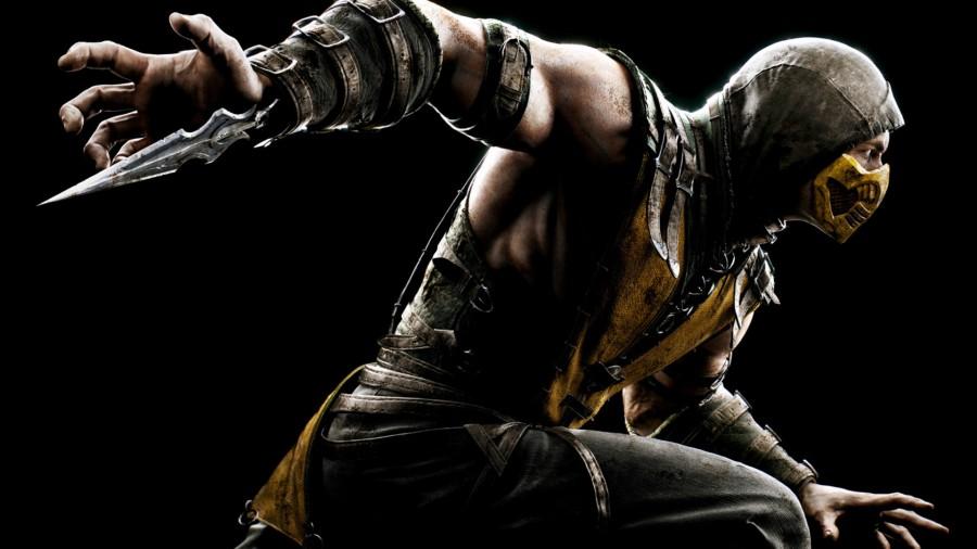 Get Ready To Finish Him! Mortal Kombat