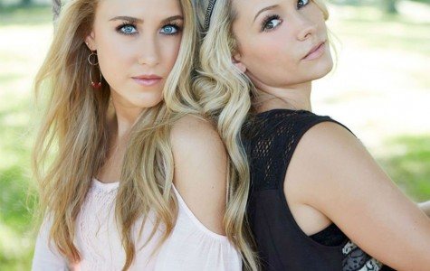 Maddie and Tae taking on the country world by storm
