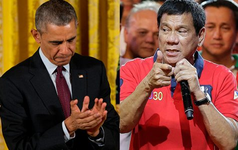 Obama, Philippines president spar in war of words