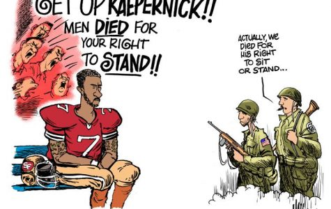 With national anthem protest, Kaepernick starts the conversation rolling