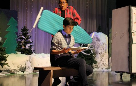 """Almost, Maine"": school production debuts to acclaim"