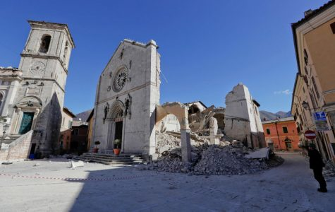 Italy struck by massive temblor