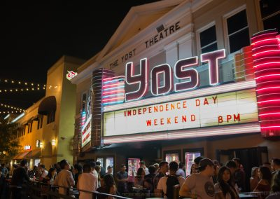Seniors are in for a 'night in the spotlight' at the Yost Theater
