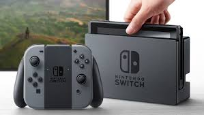 Nintendo Switch is new innovative way to game