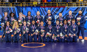 Travel ban prevents wrestling team from competing
