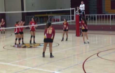 Girl's Varsity Volleyball Wins in Glory