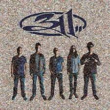The album artwork is made up of approximately 12,000 photos of 311 fans.