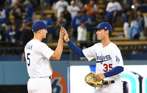 Los Angeles Dodgers Off to the Post Season?