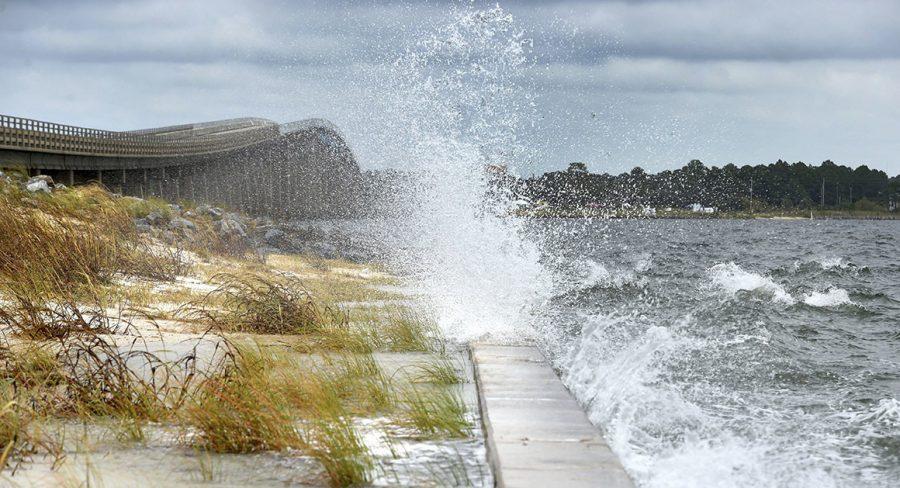 Hurricane Nate makes its mark along the Mississippi coast