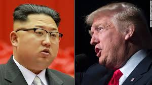Tensions rise between North Korea and the U.S. amid trump comments