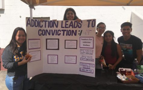 ASB students teach how addiction leads to conviction