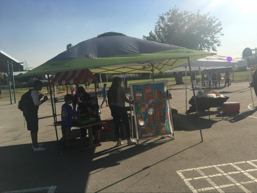 Grant elementary fall festival provides fun for all ages