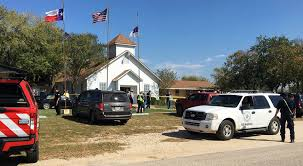 Texas Church Shooting Becomes a Memorial for the Lives Lost