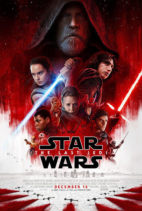 Star Wars: The Last Jedi makes an impact among American movie theaters
