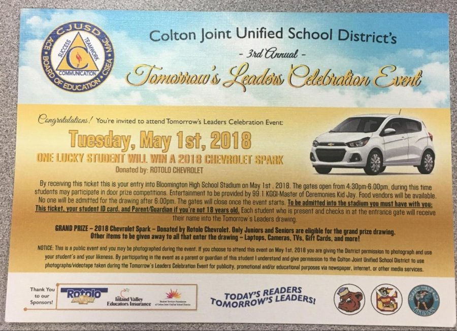 CJUSD to honor high school students as