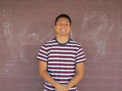 Photo of Andrew Bernales