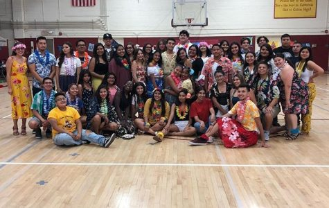 Link Crew creates memories for class of 2022 at 2nd annual freshman luau