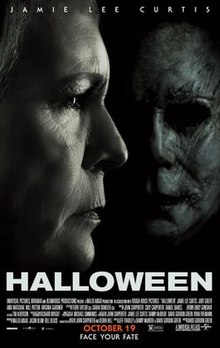 Michael Myers' return in the new Halloween movie